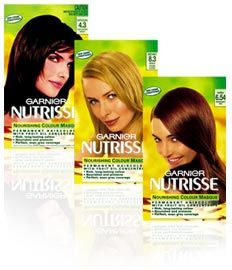 Garnier Nutrisse Permanent Creme Hair Color