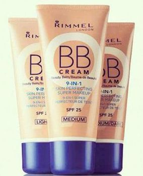 Rimmel BB Cream 9-in-1 Skin Perfecting Super Makeup SPF 25