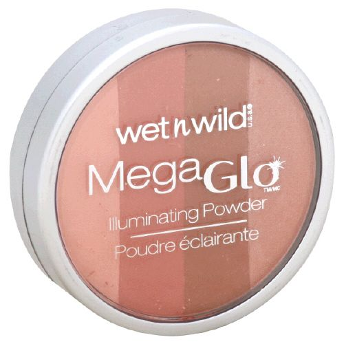 Wet 'n' Wild Mega Glo Illuminating Powder - Spotlight Peach #347