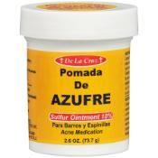 De La Cruz 10% Sulfur Ointment