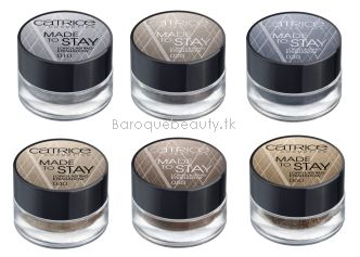 Catrice Made to Stay Long Lasting Eyeshadow