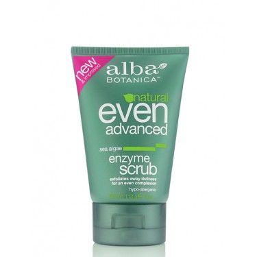 Alba Botanica Sea Enzyme Facial Scrub