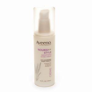 Aveeno Active Naturals Nourish + Style Smoothing Shine Creme