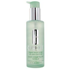 Clinique Liquid Facial Soap - Oily skin