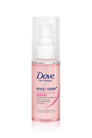 Dove Style+Care� Nourishing Dry Ends Serum