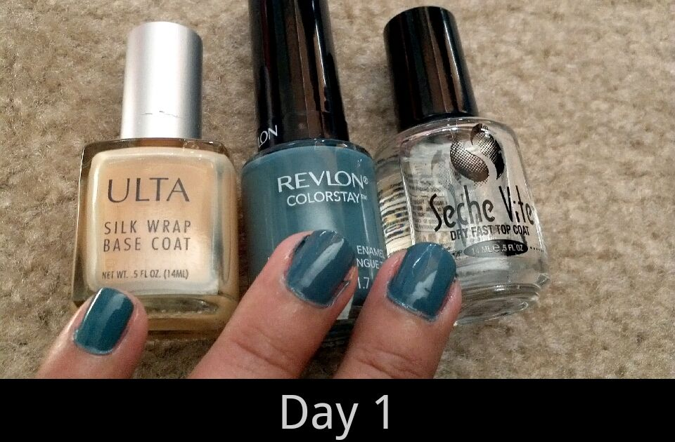Revlon Colorstay Longwear Nail Enamel Discontinued Reviews Photos Makeupalley