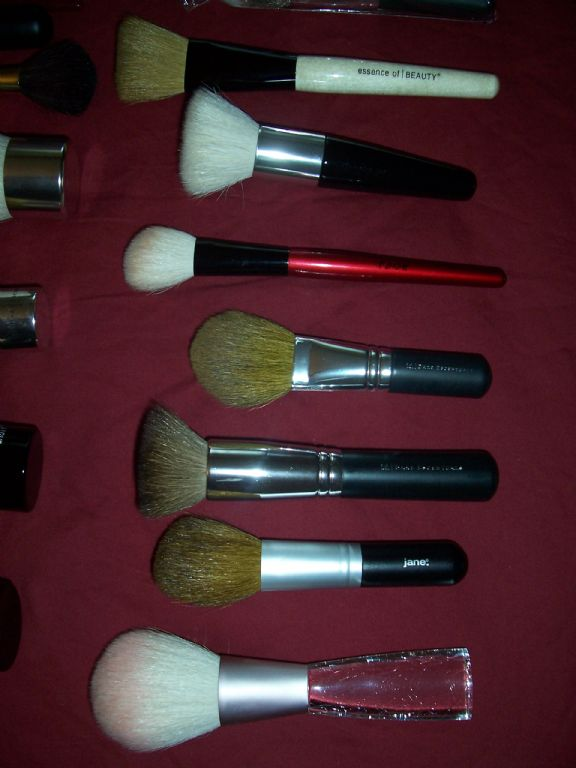 Jane Be Pure Powder Brush