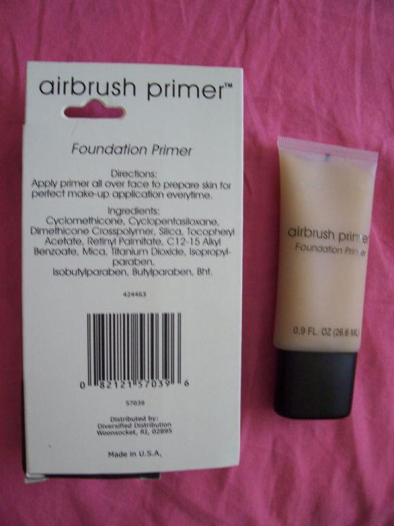 Airbrush Primer