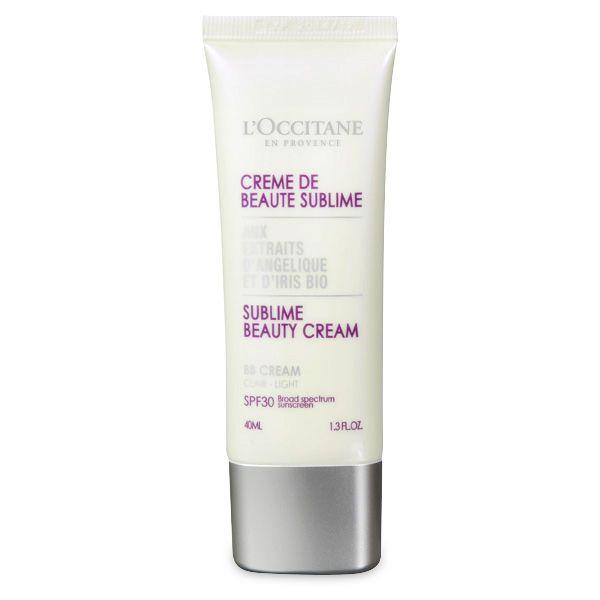 L'Occitane IRIS ANGELICA SUBLIME BEAUTY CREAM LIGHT SPF30 - BB Cream