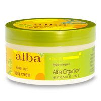 Alba Botanica Alba Hawaiian Kukui Nut Body Butter