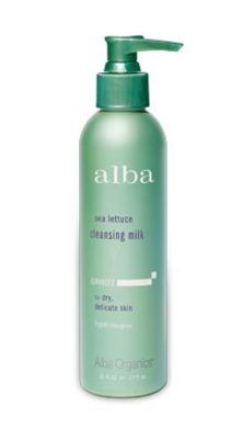 Alba Botanica Sea Lettuce Cleansing Milk