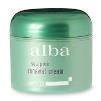 Alba Botanica Sea Plus Renewal Night Cream