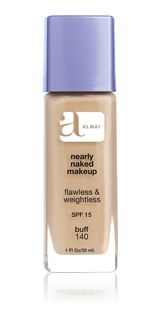 Almay Nearly Naked LIQUID foundation