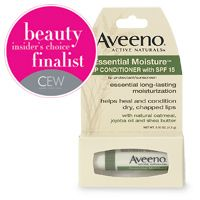 Aveeno Essential Moisture Lip Conditioner with SPF 15