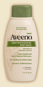 Aveeno Moisturizing Body Wash