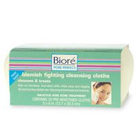 Biore Facial Cleansing Cloths