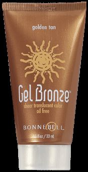 Bonne Bell Gel Bronze-Golden Tan