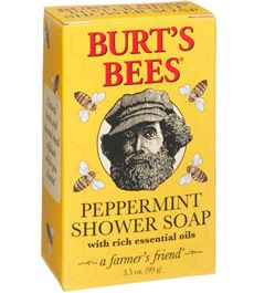 Burt's Bees Peppermint Shower Soap [DISCONTINUED]