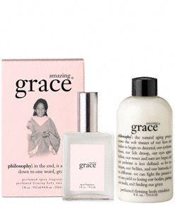 Philosophy Amazing Grace Set- Cologne and Lotion