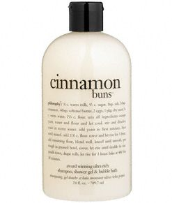Philosophy Cinnamon Buns 3-in-1