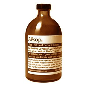 Aesop Tea-Tree Leaf Facial Exfoliant