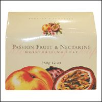 Asquith & Somerset Passion Fruit and Nectarine Moisturising Soap