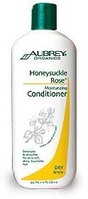 Aubrey Organics Honeysuckle Rose