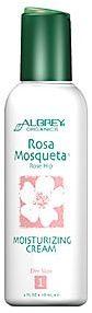 Aubrey Organics Rosa Mosqueta Rose Hip Moisturizing Cream