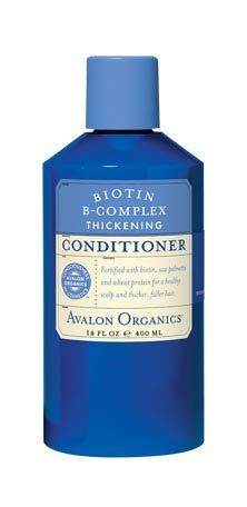 Avalon Organics Botanicals Biotin B-Complex Thickening