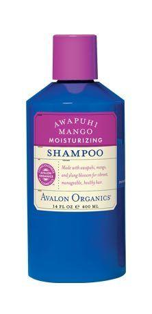 Avalon Organics Botanicals Avalon Organics Awapuhi Mango Moisturizing Shampoo