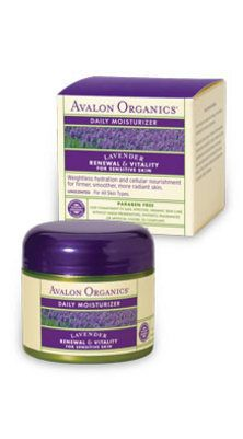 Avalon Organics Botanicals Lavender Daily Moisturizer