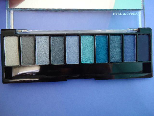 Hard Candy Feelin Blue eyeshadow set
