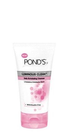 Ponds Luminous Clean Daily Exfoliating Cleanser