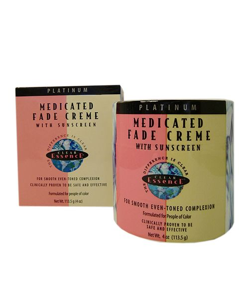 Clear Essence Platinum Line Medicated Fade Creme