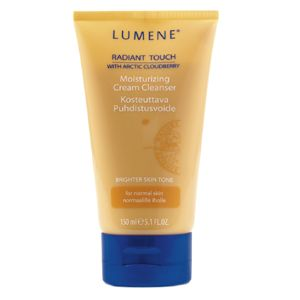 Lumene Radiant Touch Moisturizing Cream Cleanser