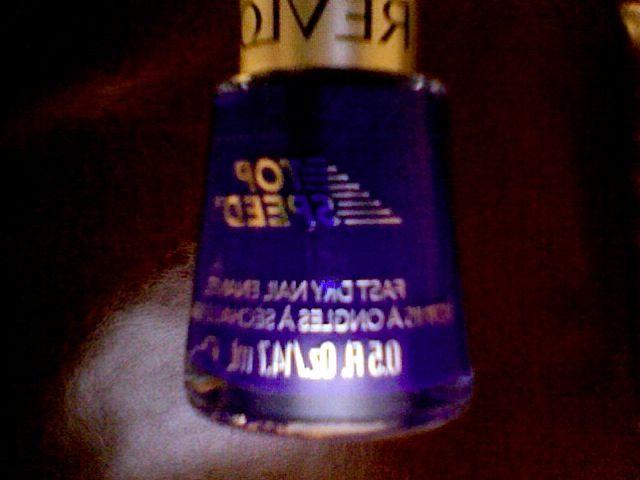 Revlon Top Speed Nail Enamel - Royal