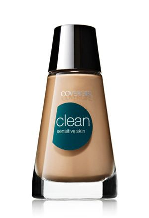 Cover Girl Clean Liquid Makeup Sensitive Skin [DISCONTINUED]