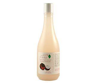 100 Percent Pure Coconut shower gel