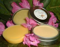 Chagrin Valley Hemp Mango Mint Lotion Bar
