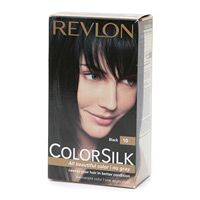 Revlon ColorSilk in Black 10
