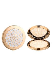 Guerlain Holiday Collection 2007 Gold Temptation Voyage Compact