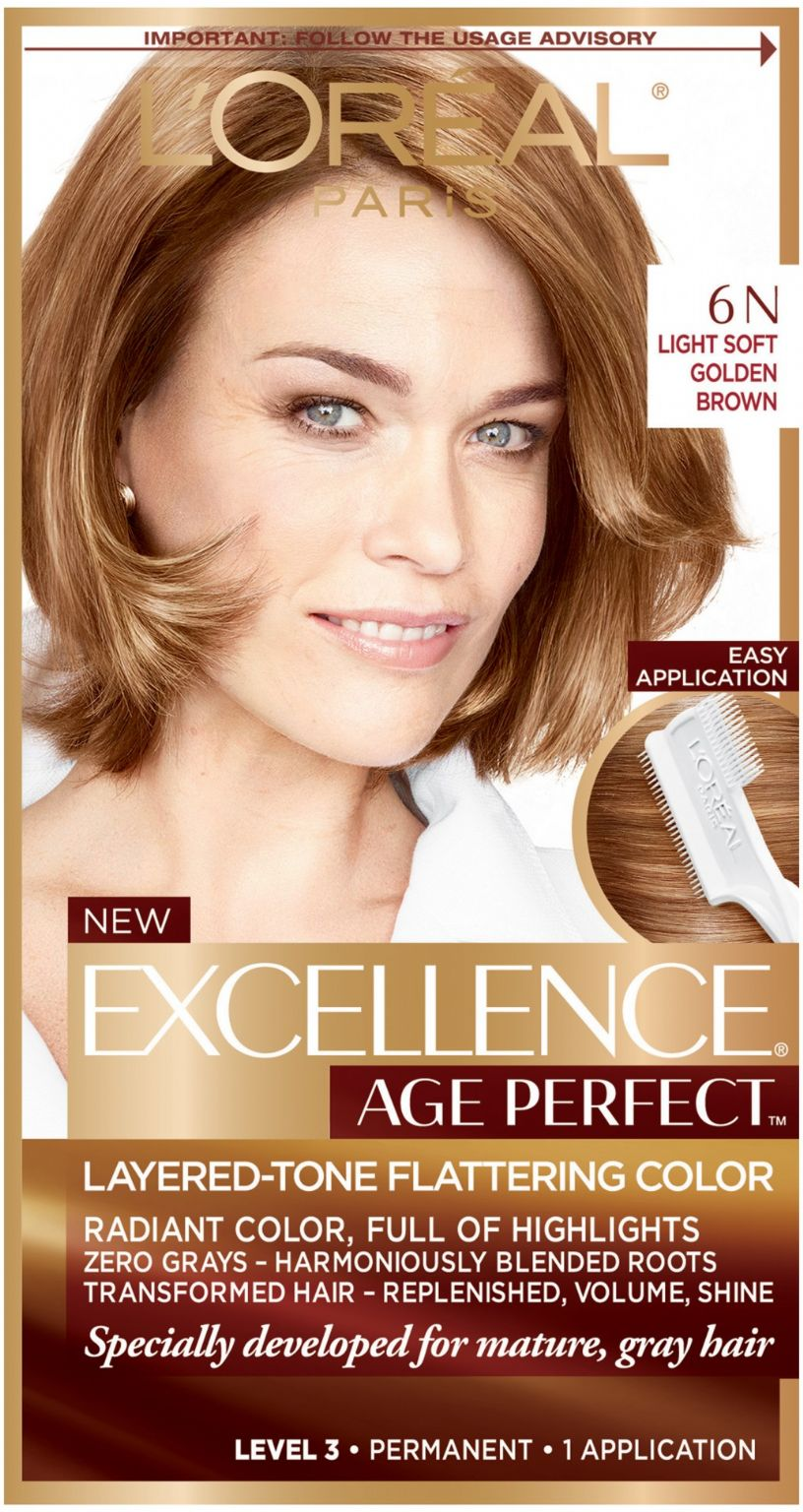 L'Oreal Excellence Age Perfect reviews, photos - Makeupalley