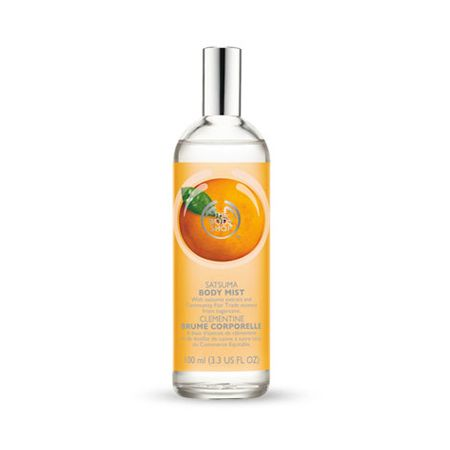 The Body Shop Satsuma Body Mist