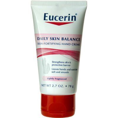 Eucerin Daily Skin Balance Skin-Fortifying Hand Creme