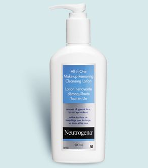 Neutrogena All-in-One Makeup Removing Cleansing Lotion