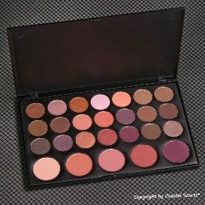 Coastal Scents 26 Shadow Blush Combo Palette