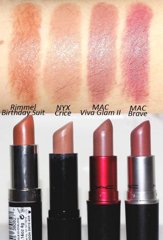 Mac Viva Glam Ii Reviews Photos Makeupalley