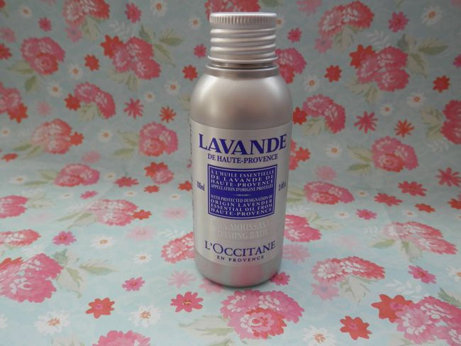 L'Occitane Lavande Foaming Bath