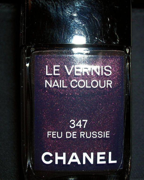 Chanel Feu de Russie