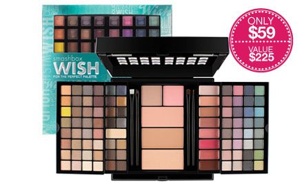 Smashbox Wish for the Perfect Palette